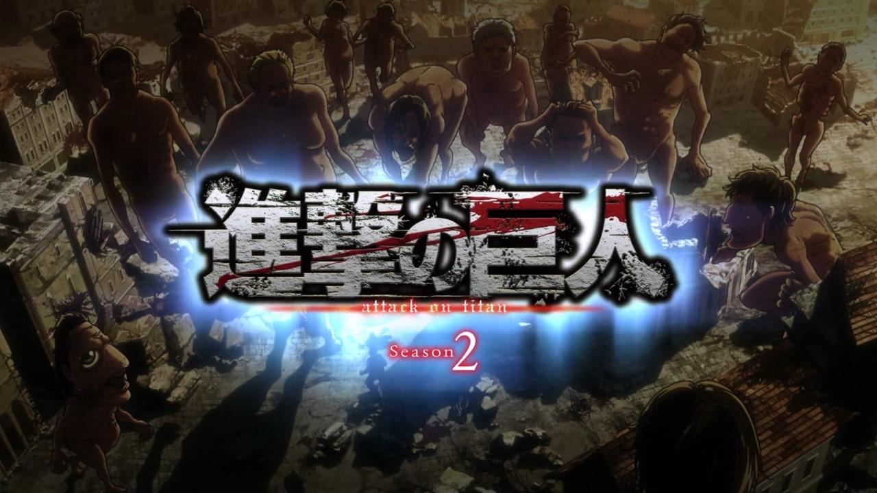 Shingeki no Kyojin Season 2 Subtitle Indonesia