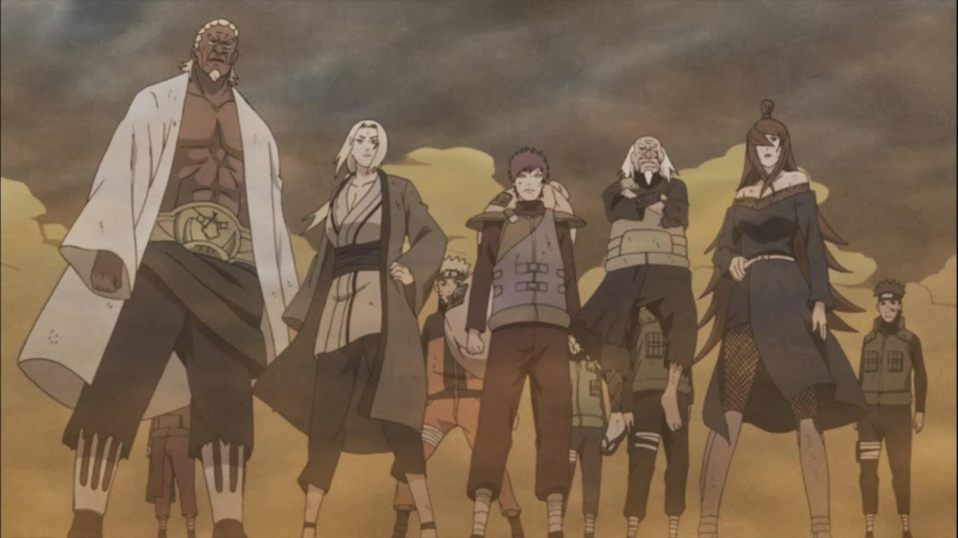Naruto: Shippuden Episode 326-350 Subtitle Indonesia