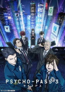 Psycho-Pass 3 Episode 1-8 (end) Subtitle Indonesia